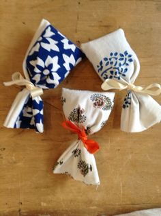 All three lavender bags available