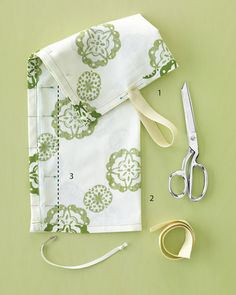 Pretty Plastic Bag Organizer - Martha Stewart Good Things