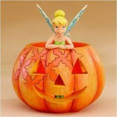 tinkerbell halloween decor - Google Search Jim Shore decoration