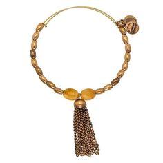 Alex and Ani Artist's Palette tangerine  Beaded Bracelet EnergyGOLD A12EB150RG #alexani #Traditional
