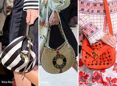 Runway Spring/ Summer 2017 Handbag Trends: Hobo Bags