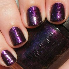 OPI - Visions of Sugarplums