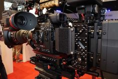 During IBC 2015, News Shooter got a look at the new Canon C300 MKII ENG rig! #zacutogear http://www.newsshooter.com/2015/09/19/ibc-2015-zacuto-turn-your-c300-mkii-into-a-eng-camera/