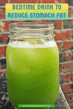 This #drink will help you #reduce your #stomach #fat in no time - the results are guaranteed!