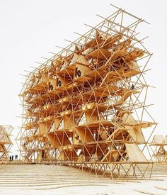 Pin by mars on 蛙 wood architecture, concept architecture, ar Bamboo Architecture, Architecture Panel, Architecture Student, Architecture Portfolio, Architecture Drawings, Interior Architecture, Bamboo Structure, Arch Model, Modelos 3d