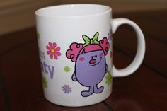 Little Miss Naughty 2009 Sherwood Coffee Mug Super Cute! 2009