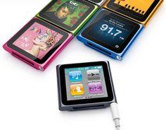 iPod Nano w/ touch screen Php 7,000+