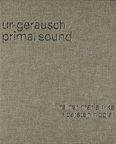 Ur-Gerausch / Primal Sound   Carsten Nicolai https://www.amazon.co.jp/dp/3959050739/ref=cm_sw_r_pi_dp_x_..phzbXF7V6RP