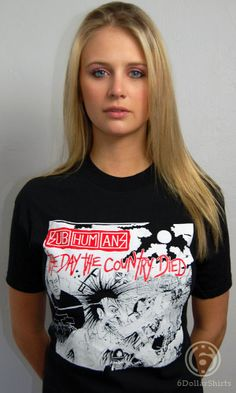 Subhumans Day the Country Died T-Shirt - http://www.cheaptshirts.biz/subhumans-day-the-country-died-t-shirt/ Subhumans Day the Country Died T-Shirt  Mickey Mouse is dead, got kicked in the head. He didn't buy this t-shirt, and we filled him full of lead!  Mens medium and large are on back order. Estimated ship date is 5/18/12.  • Professionally printed silkscreen • High-quality, 100% cotton tee • Ships within 2 business days List Price: Price: 16.95       Elem
