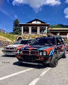 Subaru Rally, Rally Raid, Martini Racing, Lancia Delta, Car And Driver, Car Wallpapers, Custom Cars, Cars And Motorcycles, Race Cars