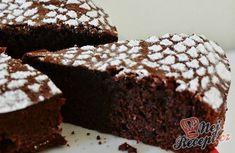 chute a vône mojej kuchyne. Tiramisu, Chocolate Cake, Brownies, Nutella, Food And Drink, Gluten Free, Sweets, Healthy, Desserts