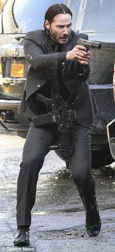 tumblr_n9unlczv8z1tx0hbvo7_500 | Keanu Reeves & Benicio Del Toro | Flickr