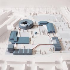 Care center & school Antwerp, 2018. Competition proposal #agvespa #dierendonckblancke
