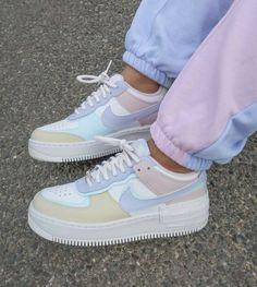 Dr Shoes, Swag Shoes, Cute Nike Shoes, Cute Sneakers, Hype Shoes, Pink Nike Shoes, Shoes Cool, Cute Nikes, Purple Shoes