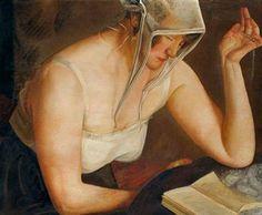 pintura de Boris Grigoriev