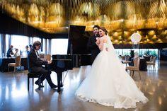 DreamOn tienda de novias, Miguel Hombre trajes de novio, Sergio Lorenzo pianistaeventos, Partyland decoración de fiesta, Bokêh Fotografía