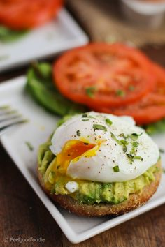 How to cook perfect poached eggs in with three simple tools: a pin, a timer and 10 seconds. You'll get flawless poached eggs every time! http://feelgoodfoodie.net/how-cook-perfectly-poached-eggs/