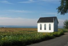 A previous pinner wrote: The tiny and very old church where my daughter will be married this summer.