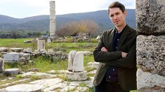 The Treasures of Ancient Greece. Series in which Alastair Sooke explores the riches and unique legacy of Greek art