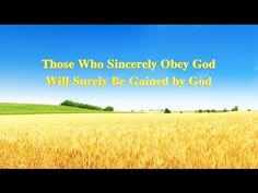 """Trust in God 