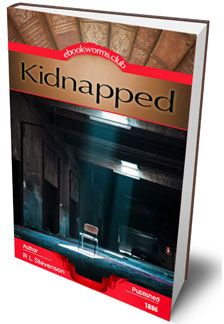 "Kidnapped is an historical fiction adventure novel by Scottish author Robert Louis Stevenson, written as a ""boys' novel"" and first published in the magazine Young Folks from May to July 1886. The novel has attracted the praise and admiration of writers as diverse as Henry James, Jorge Luis Borges, and Hilary Mantel.[1] A sequel, Catriona, was published in 1893."