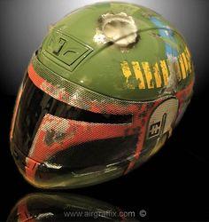 ツーリングが楽しくなりそうな、スーパーヒーローになれるヘルメット 3