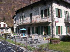Ristorante, Cevio, Vallemaggia, Trattoria, Bar, Specialità Ticinesi, Terrazza esterna