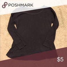 Splash XL thermal long sleeve shirt Long sleeve thermal shirt color black Tops