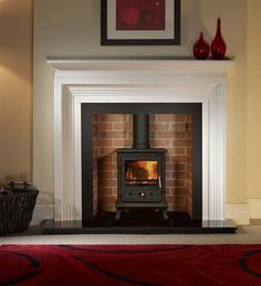 Shop online for quality EVESHAM-AGEAN-LIMESTONE-WITH-BRICK-CHAMBER from leading UK experts Direct stoves.