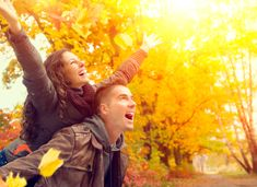 Happy couple in autumn park fall family having fun outdoors stock photo - 22848308 Saving Your Marriage, Save My Marriage, Marriage Advice, Happy Marriage, Sunriver Resort, Frases Love, Fall Dates, How To Be A Happy Person, Autumn Park