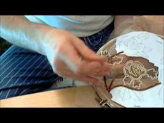 Making of French Couture Embroidery