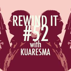 Rewind It PODCAST #52 with Kuaresma from Duplo Manifesto and T.D.R.6300!!! Check it at soundcloud.com/rewind-it