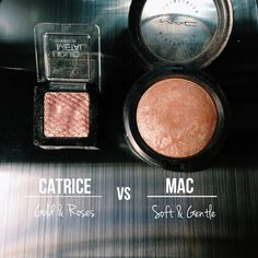 Mac Soft and Gentle #dupe!