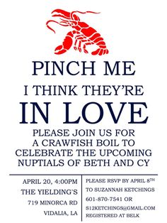 Fun Engagement Party Invitation by WeddingsByJamie on Etsy