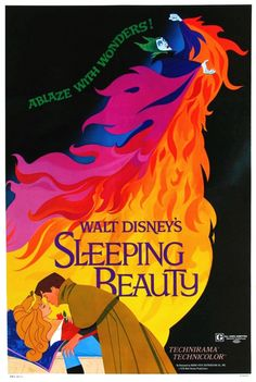 Sleeping Beauty poster :)