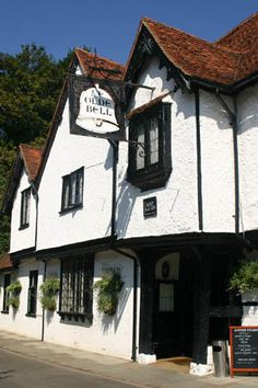 Midsomer Murders Locations - Hurley, Berkshire