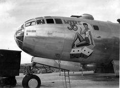 """B-29 """"Little Jo"""""""
