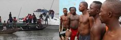 Some of the fishermen that helped rescue people alive from Lagos Nigeria helicopter crash - http://www.nollywoodfreaks.com/some-of-the-fishermen-that-helped-rescue-people-alive-from-lagos-nigeria-helicopter-crash/