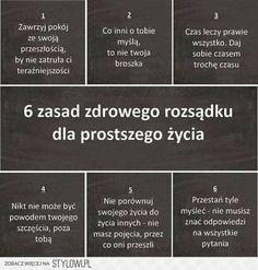 Stylowi.pl - Odkrywaj, kolekcjonuj, inspiruj Joy Of Life, Happy Life, Life Is Good, Really Good Stuff, Pretty Notes, My Dream Came True, New Things To Learn, Life Motivation, My Mood
