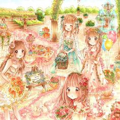 Devian Art, Chibi Girl, Manga Illustration, Kawaii Drawings, Anime Art Girl, Anime Style, Beautiful Paintings, Kawaii Anime, Cute Art