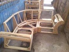 57 Ideas garden shed storage wooden pallets for 2019 - Modern Mdf Furniture, Diy Furniture Plans, Upholstered Furniture, Custom Furniture, Furniture Makeover, Diy Wood Projects, Woodworking Projects, Woodworking Plans, Wooden Pallets
