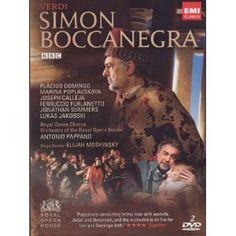 Verdi: Simon Boccanegra: Live from the Royal Opera House 2010 DVD: Amazon.co.uk: Placido Domingo: Film & TV