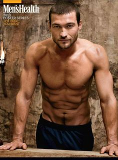 Andy Whitfield......    R.I.P