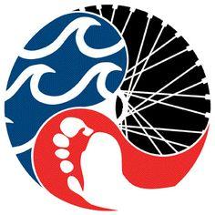ironman tattoo triathlon designs | saw a very nice design for a triathlete tattoo today: http://2.media ...
