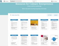 All the information you need to start your food business is available in the Kitchen Incubator Guides!