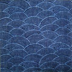 Japanese Indigo Cotton