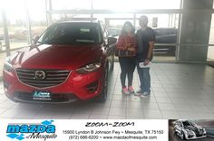 My husband bought a Mazda 6 in 2015 and we were very happy with the experience and the purchase. We came back for my purchase of the Mazda CX-5 ,2016. Luis was very helpful and knowledgeable with the whole process. I would highly recommend Mazda of Mesquite for quality service and a smooth purchase experience.-Savitha Sidharth, Thursday 2/25/2016 http://www.mazdaofmesquite.com/?utm_source=Flickr&utm_medium