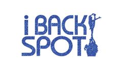 I Back Spot Cheer Iron On Decal by GirlsLoveGlitter on Etsy