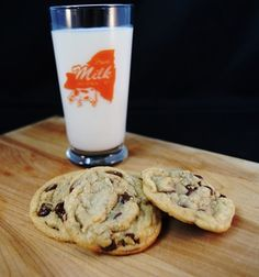 Chewy Chocolate Chip Cookies 16