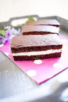 Low Carb Milchschnitte